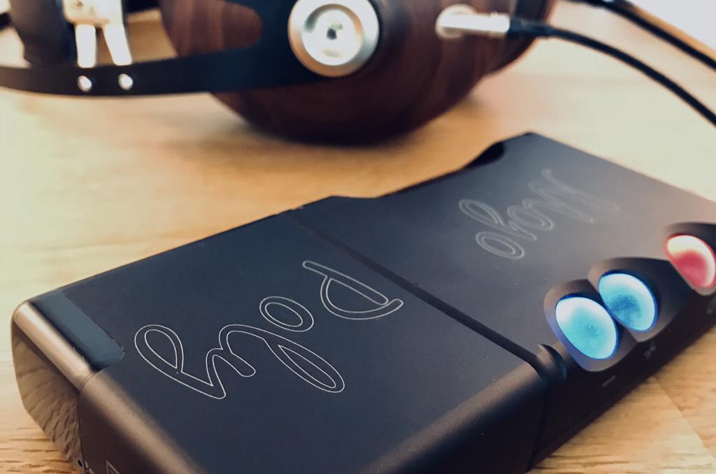 Test du lecteur HiFi nomade Chord Poly, avec le DAC Mojo : WiFi, Bluetooth, port carte mémoire mSD