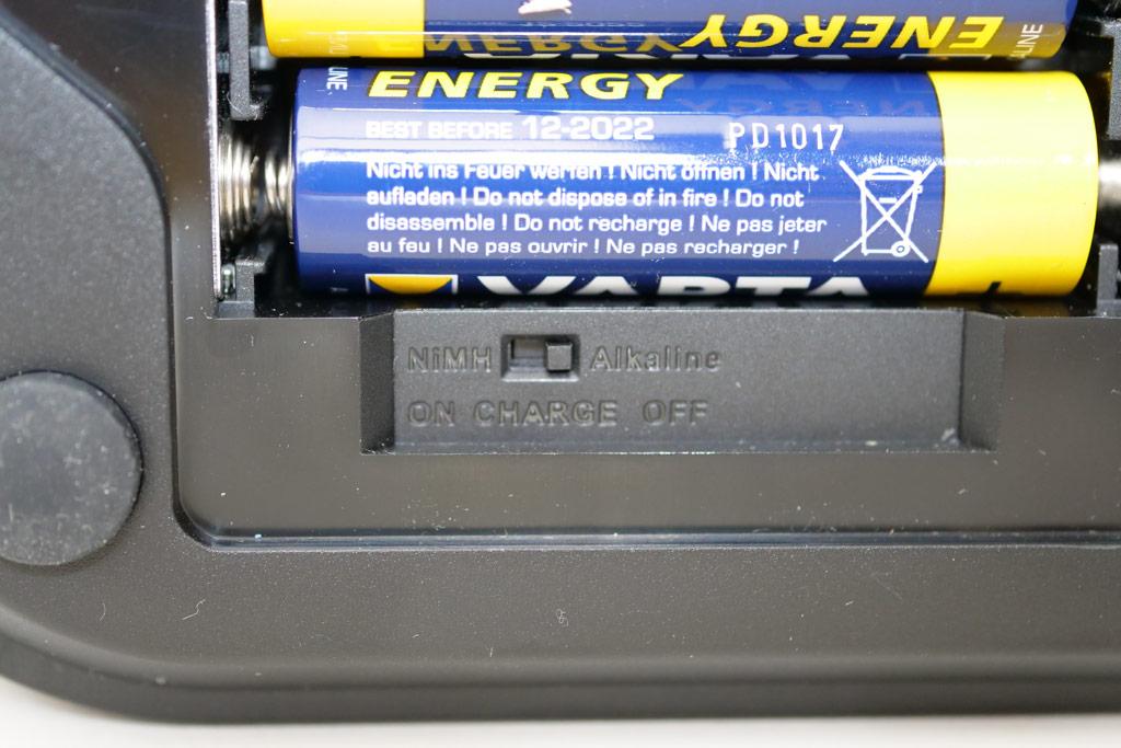 Sangean Revery R4 test batterie 3