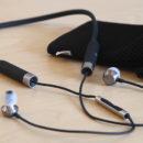 Écouteurs sans fil Bluetooth nomades sur batterie RHA MA650