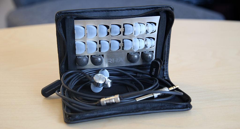 Les écouteurs filaires RHA MA750
