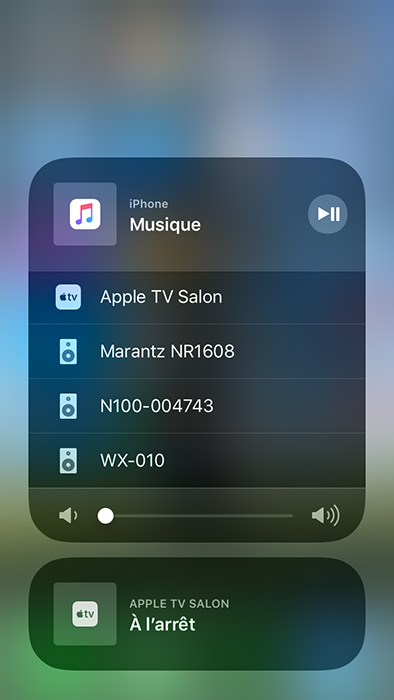 test aurender N100H airplay