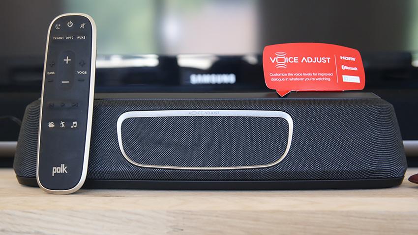 Test du Polk Audio MagniFi Mini : home-cinéma 2.1 compact et universel avec augmentation du volume des voix de vos films et émissions