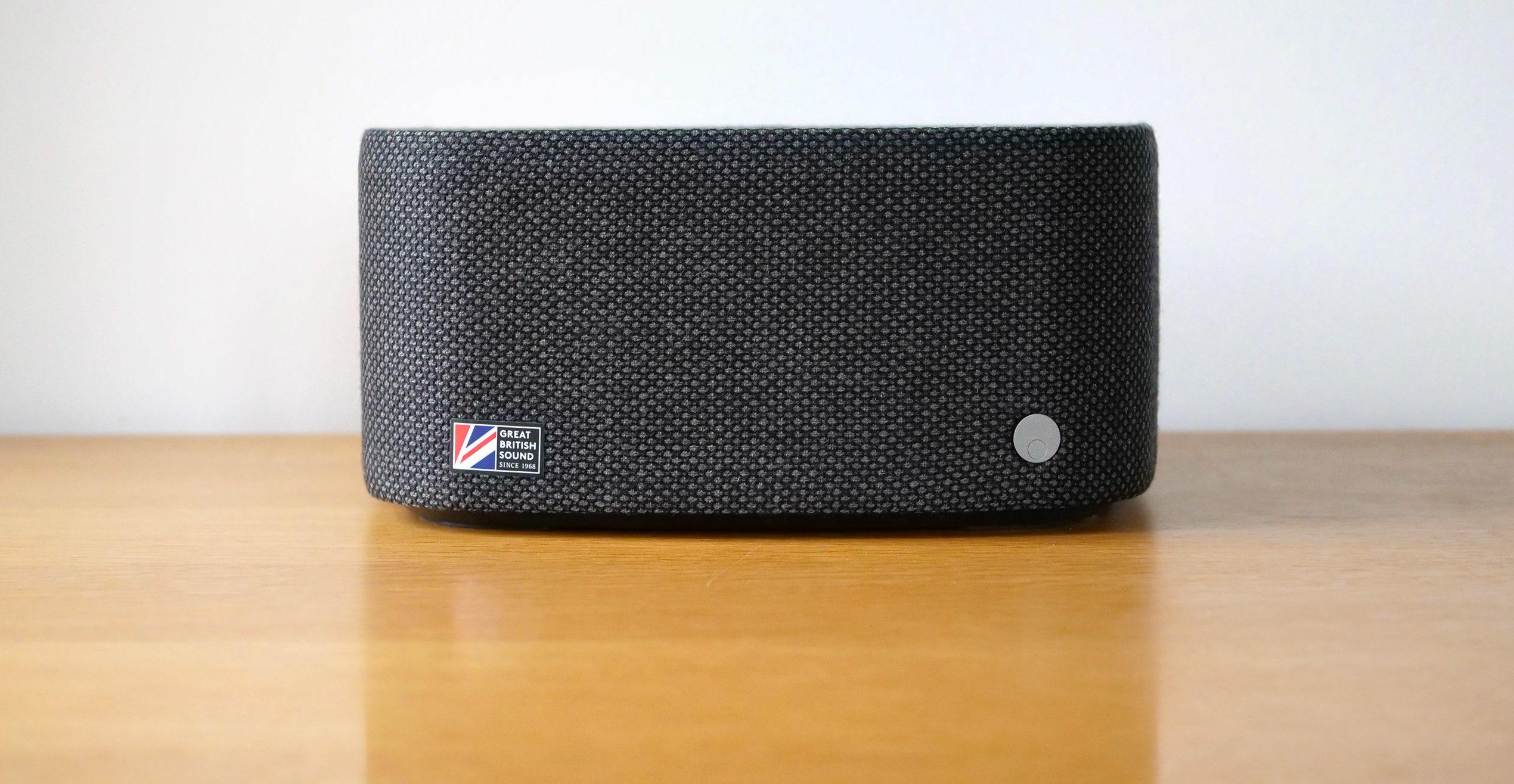 Cambridge Yoyo (L) : test de l'enceinte Bluetooth et WiFi avec HDMI et optique pour la TV