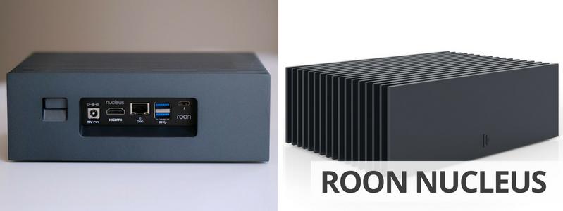 Découvrir le Serveur et lecteur réseau audiophile Roon Nucleus