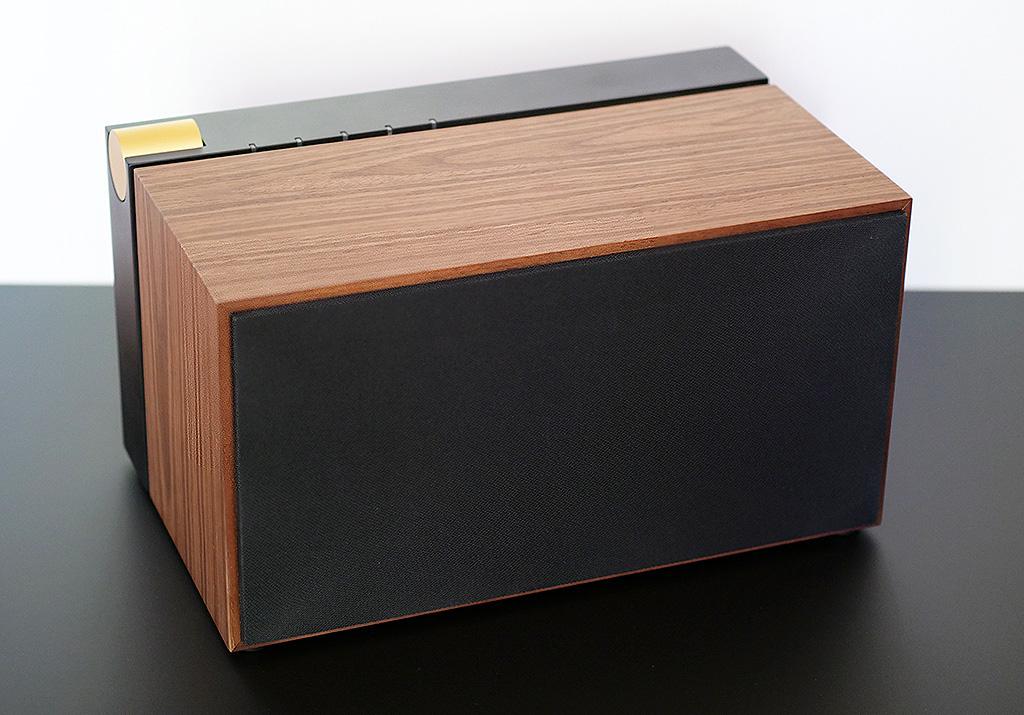 Test de l'enceinte design Bluetooth aptX La Boite Concept PR / 01
