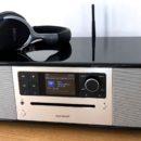 Test de la mini-chaine HiFi Sonoro PRESTIGE avec écoute en WiFi, Bluetooth, lecteur CD et multiroom audio