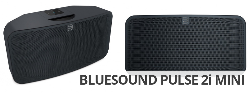 Bluesound Pulse Mini 2i sur La boutique d'Eric