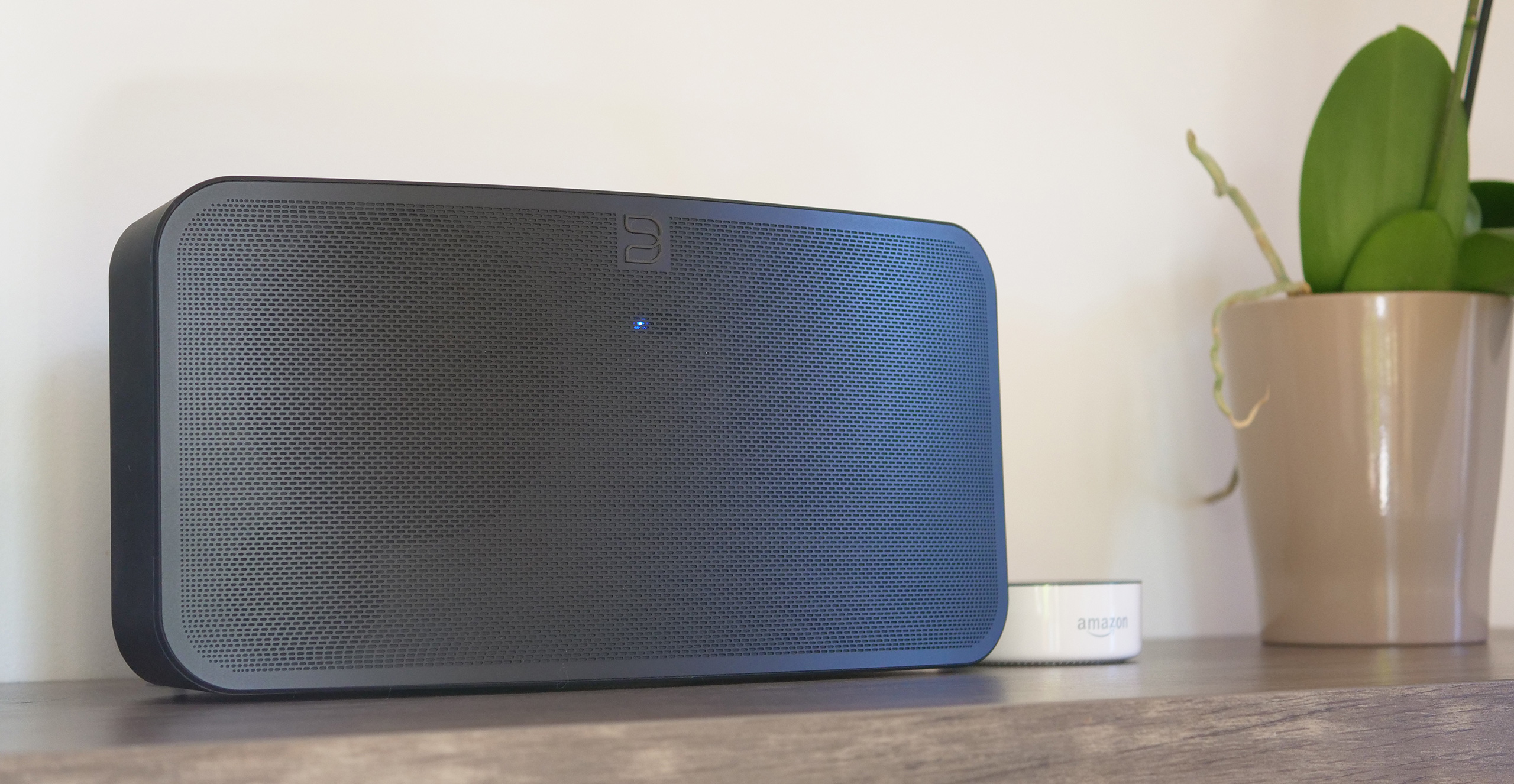 Bluesound Pulse Mini 2i : test de l'enceinte connectée 100 Watts WiFi, Bluetooth, audio HD et multiroom