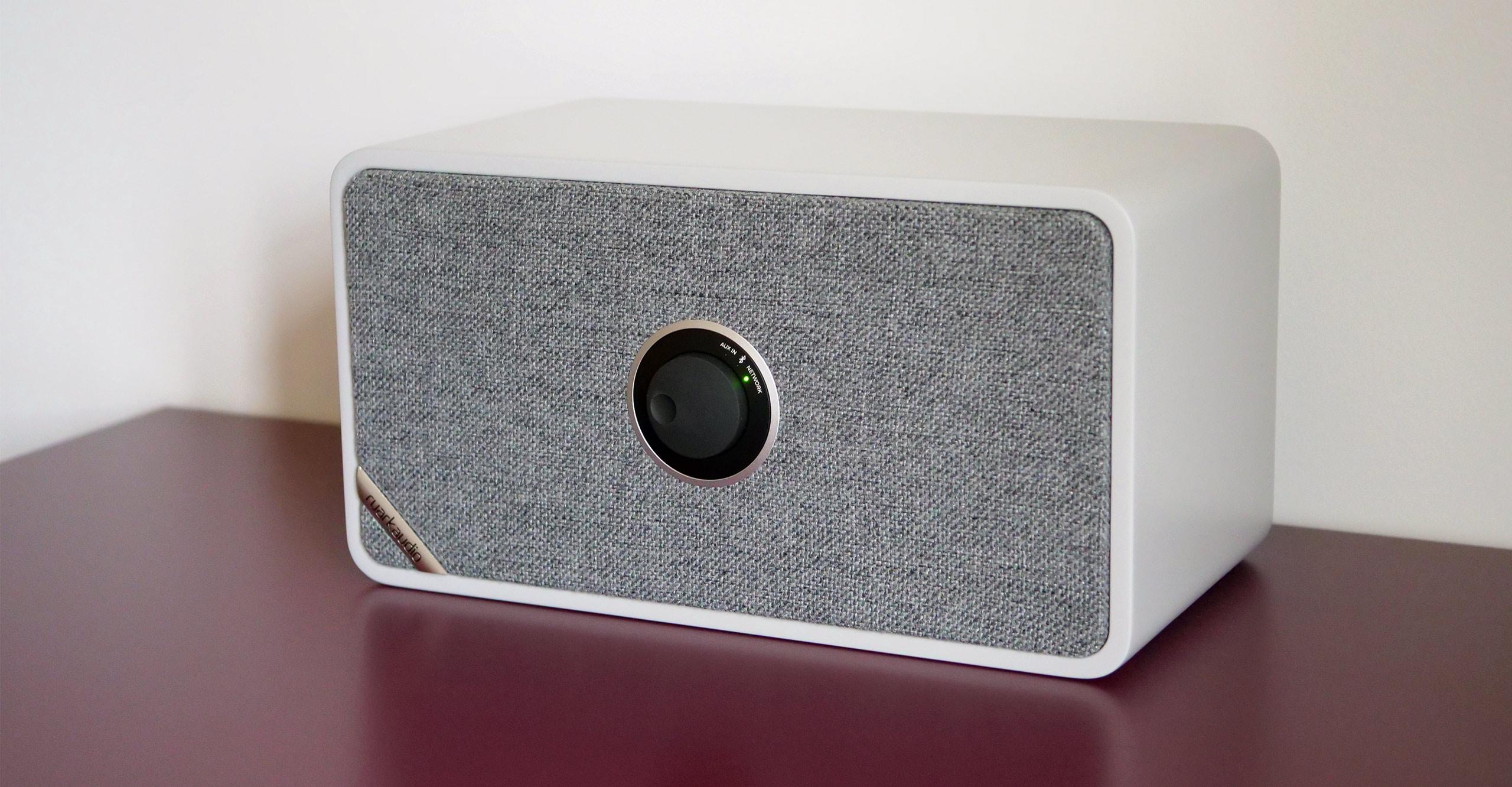 Ruark MRx : test de l'enceinte amplifiée Bluetooth et WiFi avec entrée optique pour la TV
