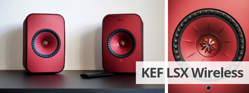 KEF LSX Wireless : test des enceintes sans fil HiFi à découvrir sur ma boutique en ligne
