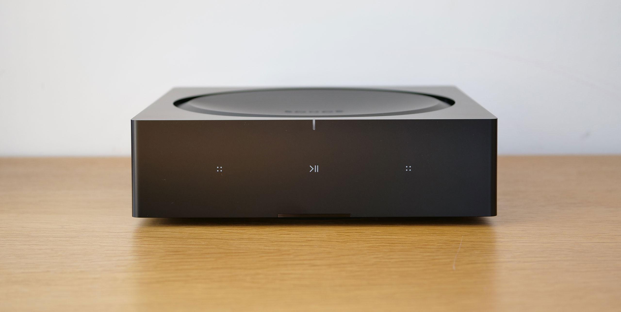 Test du nouveau Sonos Amp : un amplificateur réseau à fonctions multiples pour la sonorisation, la HiFi et le home cinéma