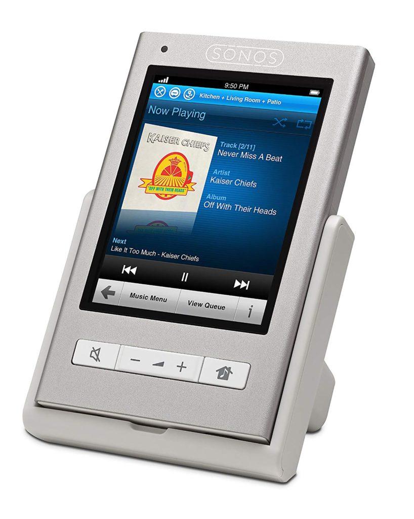 La télécommande tactile CR200 de Sonos