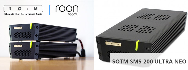 SOtM sMS-200 Ultra Neo