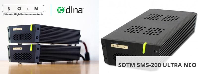 streamer audiophile SOtM sMS-200 Ultra Neo