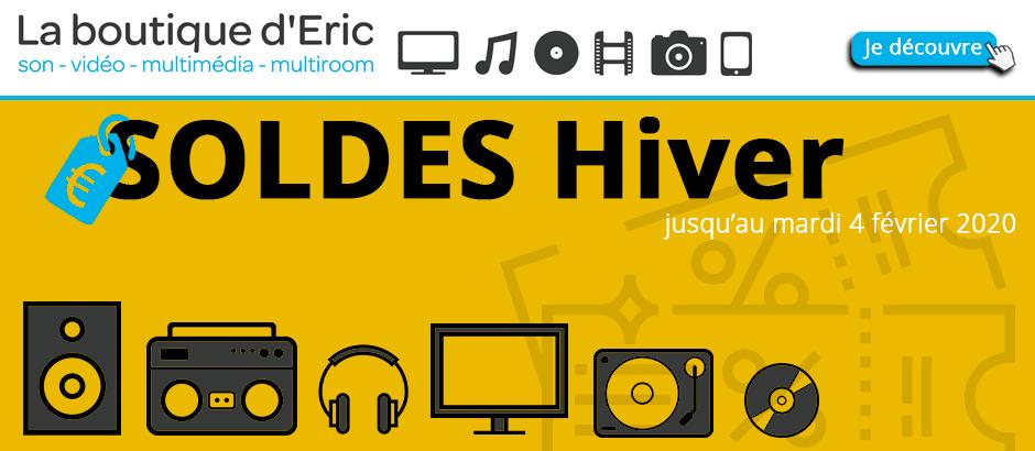 Soldes HiFi et audio-vidéo