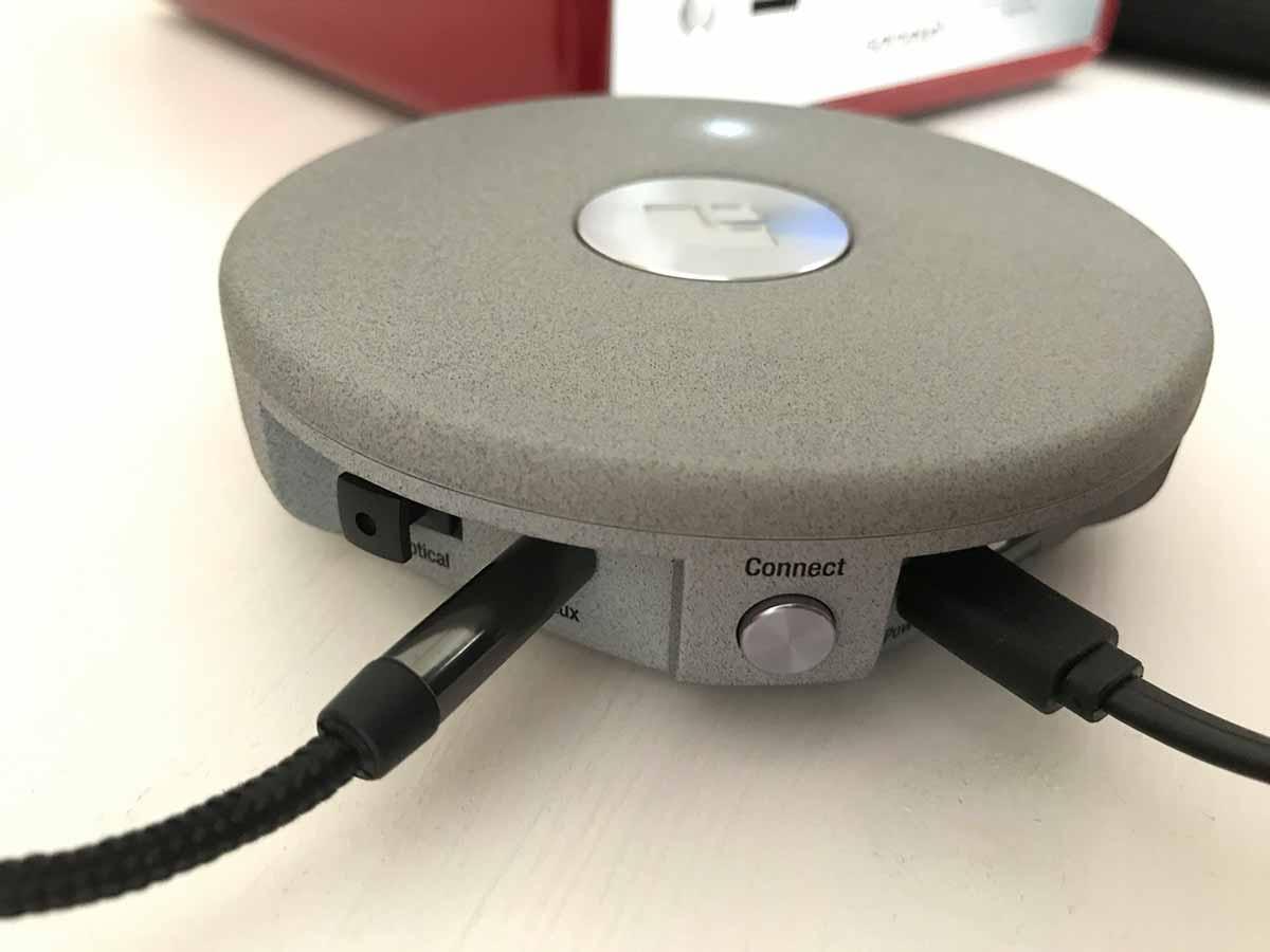 Configuration du lecteur audio réseau Audio Pro Link 1 sur le réseau WiFi et l'AirPlay
