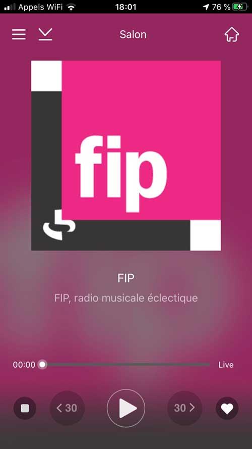 Ecouter les radios par Internet sur une chaine HiFi ou des enceintes amplifiées avec le lecteur réseau WiFi ou AirPlay Audio Pro Link 1