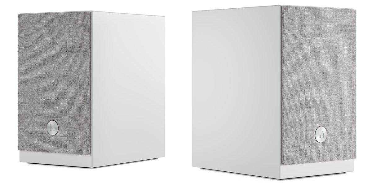 Les Audio Pro A26 sont proposées en noir ou en blanc pour s'adapter à votre intérieur.