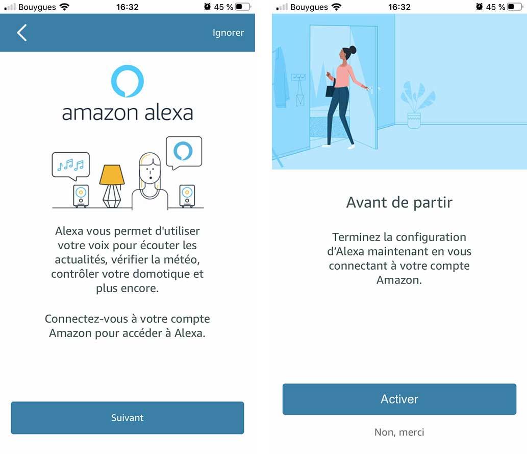 Amazon Alexa permet de piloter les enceintes Audio Pro à la voix.