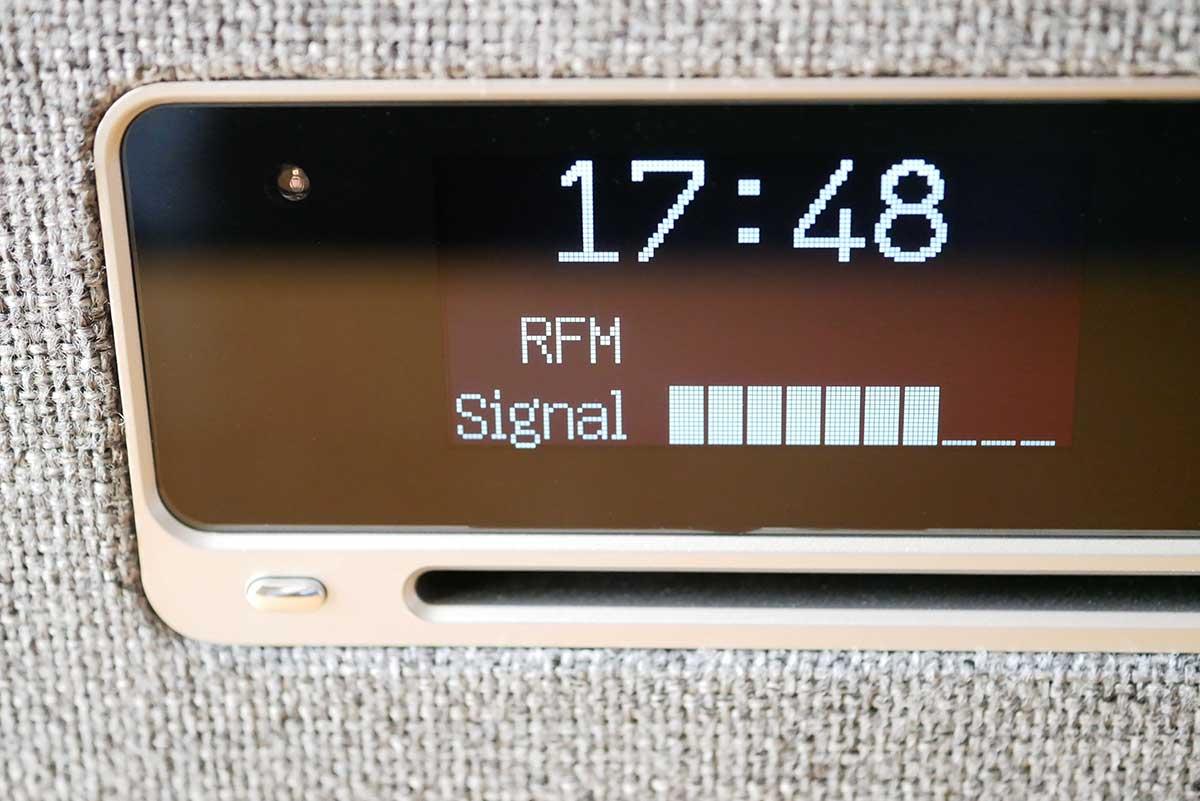 Écouter la radio avec le tuner FM