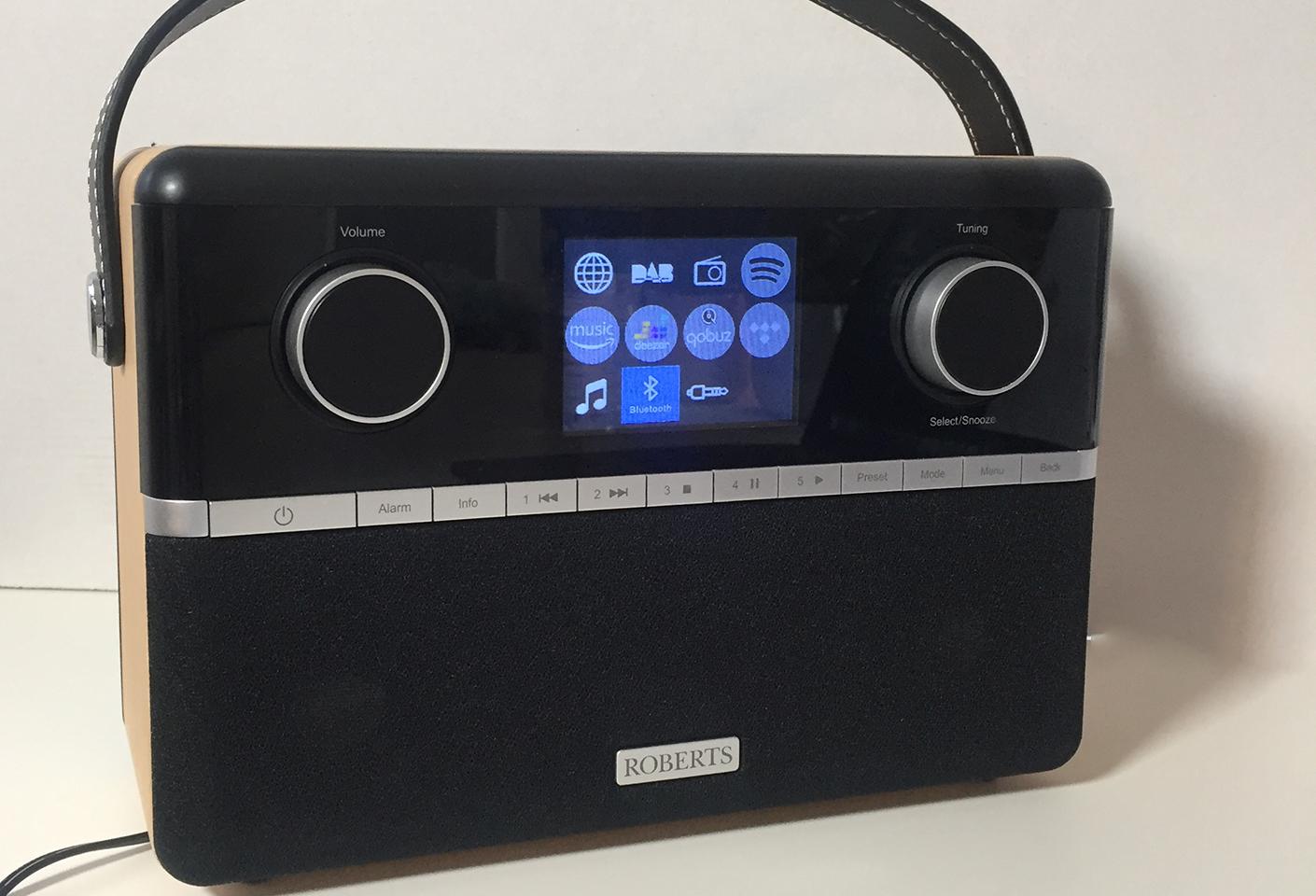 Poste de radio numérique