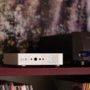 Waversa WMiniHPA MK2 - Lecteur réseau et ampli casque audiophile avec DAC intégré 32bits/384KHz - DSD