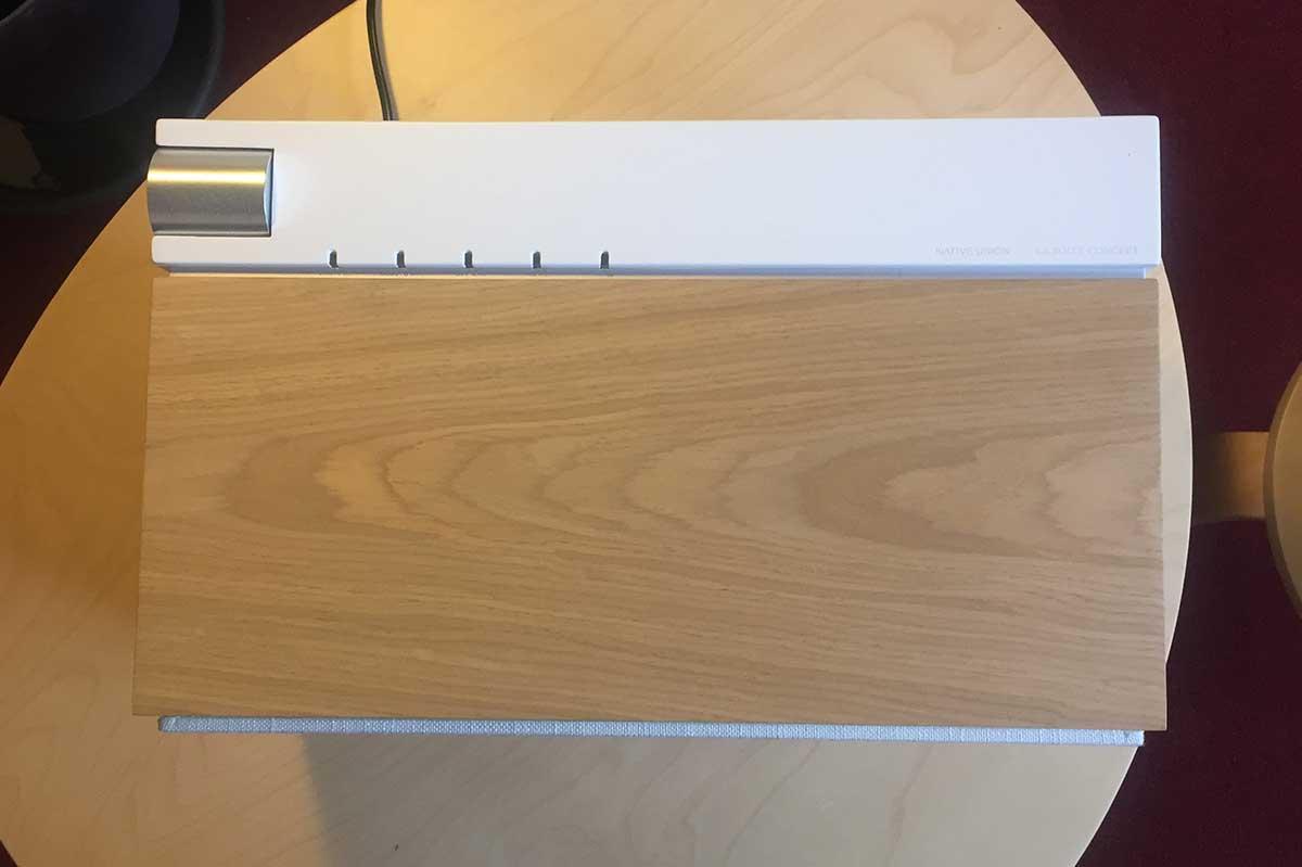 La boite concept PR/01 avec tiroir fermé