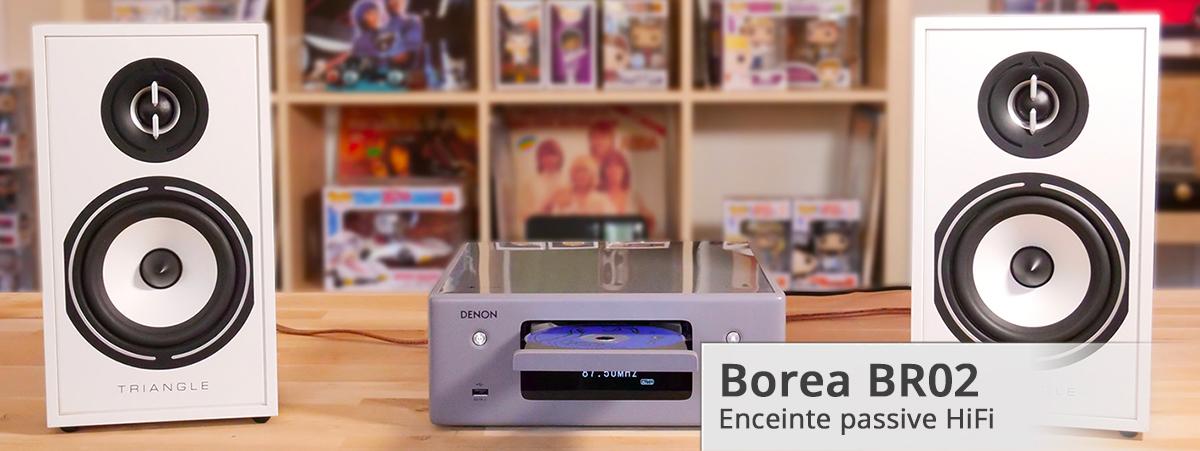 Acheter une mini-chaine HiFi compacte, réseau WiFi, AiPlay 2 et Bluetooth