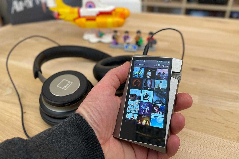 Test du baladeur HiFi Astell & Kern SR25 pour la lecture des fichiers audio et des plateformes de streaming musicale