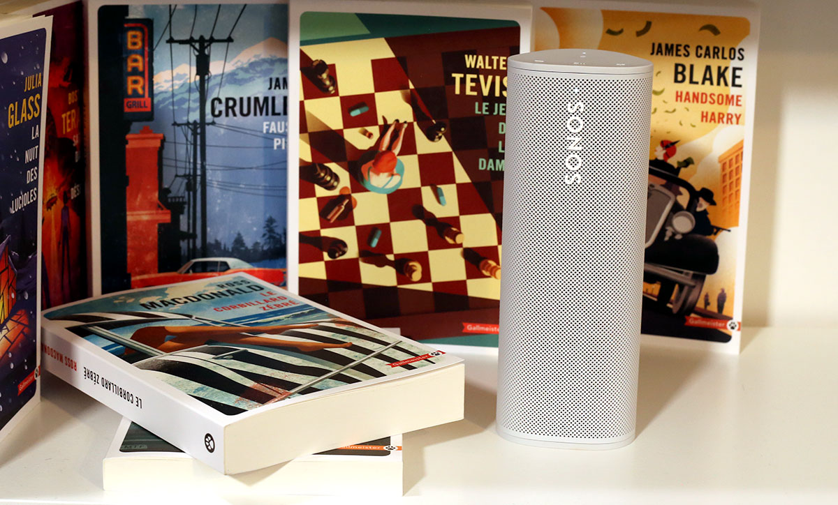 Test de l'enceinte Sonos Roam : WiFi, Bluetooth, Multiroom, AirPlay 2