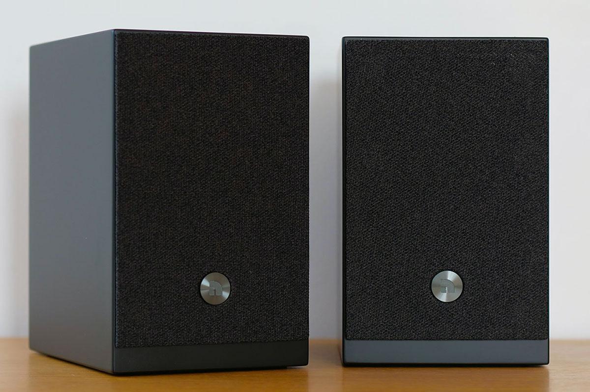Les enceintesAudio Pro A26, des enceintes active avec une prise HDMI ARC