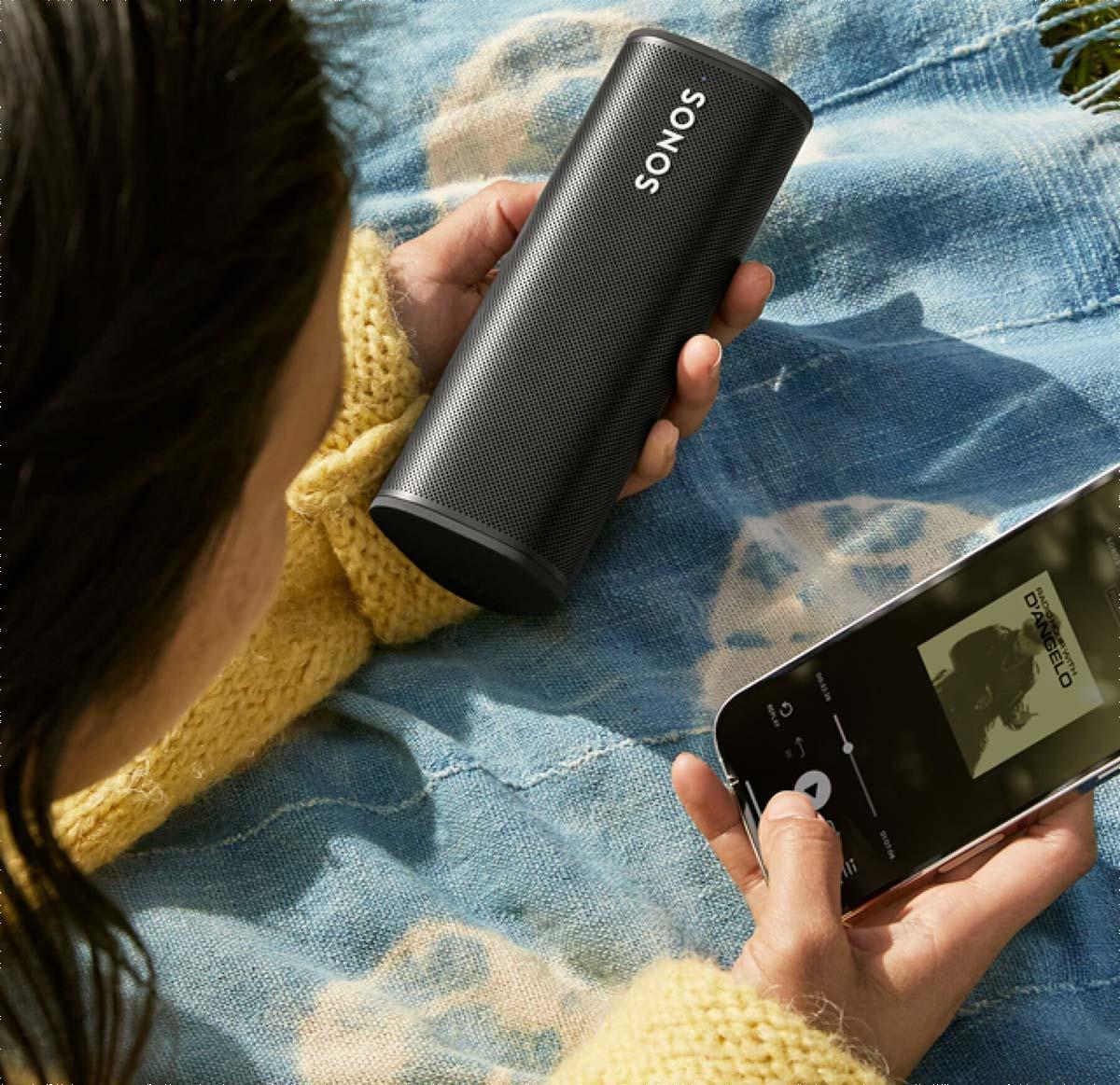 Enfin une petite enceinte nomade avec batterie, Bluetooth, WiFi et AirPlay 2 chez Sonos