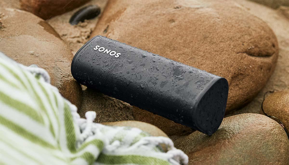 Une enceinte compatible avec tous les protocoles audio, sur batterie et étanche