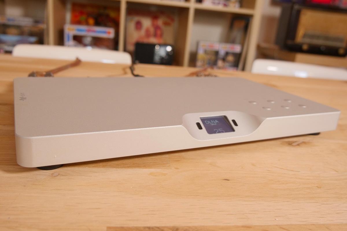 L'amplificateur Waversa WSlim-LITE à placer facilement dans votre installation HiFi