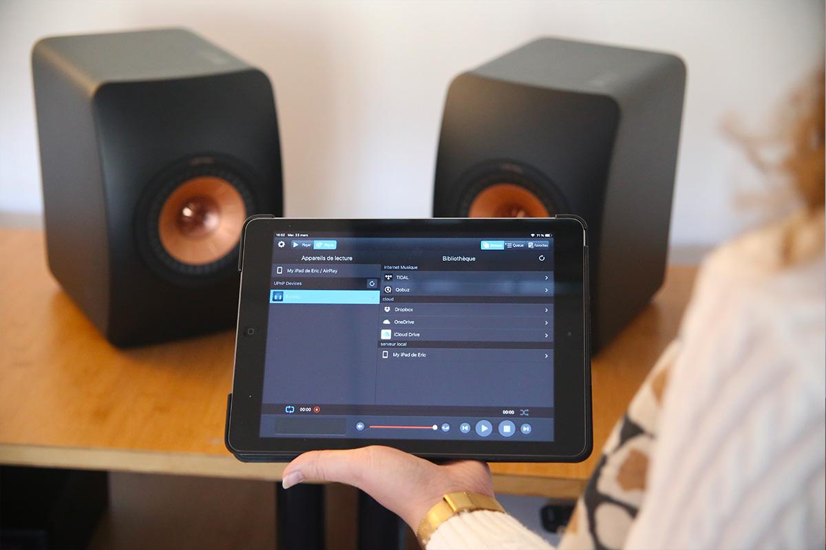 Télecommandez votre système HiFi avec l'application universelle mconnect