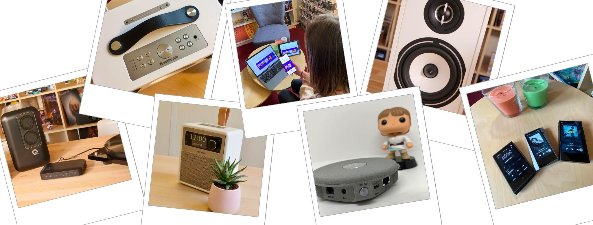 Ce que vous avez manqué sur nos réseaux : utiliser Spotify Connect, moderniser sa chaîne HiFi avec un récepteur audio WiFi...