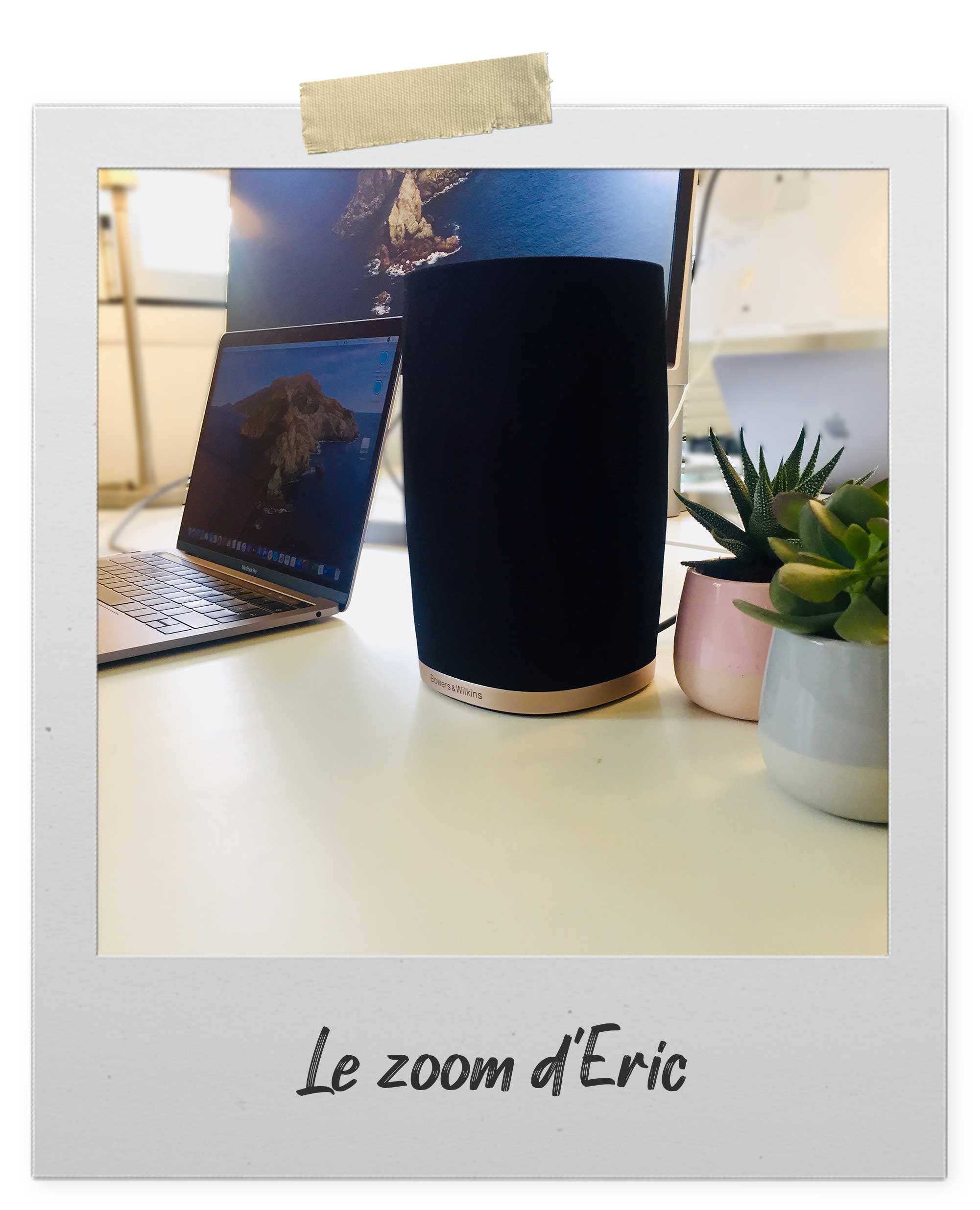 Bowers & Wilkins Formation - Enceintes connectées design multiroom WiFi, Bluetooth et AirPlay 2