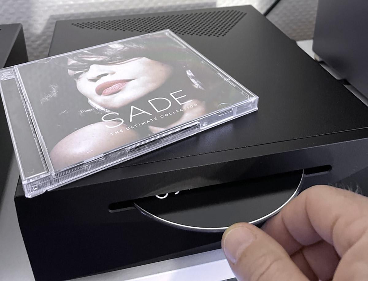 Copier un album CD automatiquement avec le rippeur InnuOS