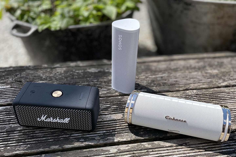 Quelle enceinte nomade et Bluetooth choisir entre Cabasse, Marshall et la nouvelle Sonos Roam ?