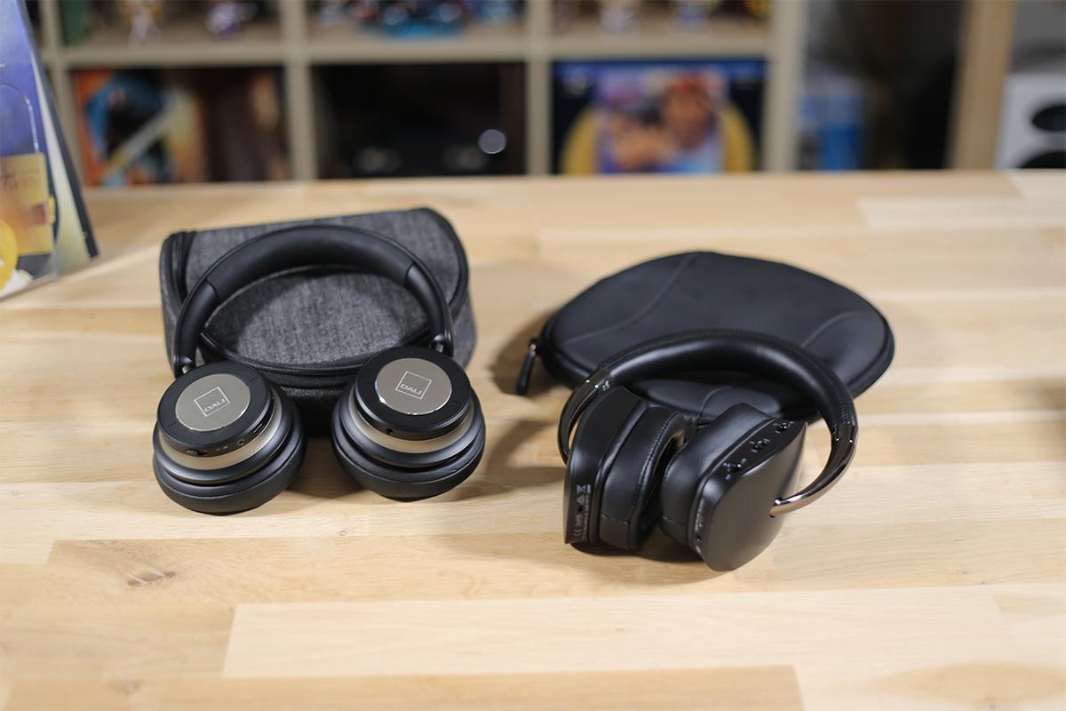 Les spécificités et les fonctionnalités des casques audio Dali IO-6 et NAD HP70
