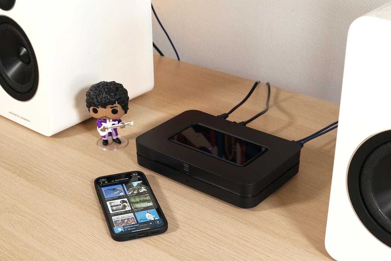Bluesound NODE version 2021, Test du nouveau lecteur réseau HiFi : nouveau boitier, DAC USB, HDMI eArc