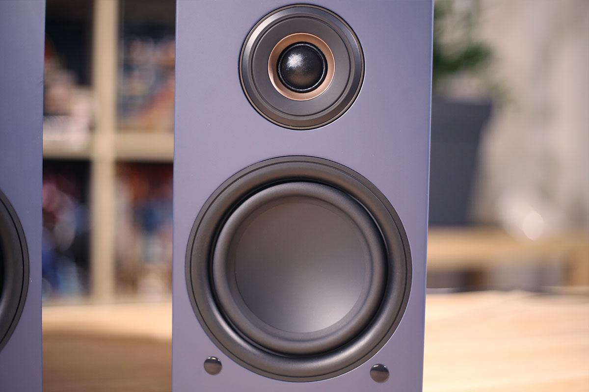 Triangle AIO Twin, profitez de mediums, de graves et d'aigus performants durant vos écoutes
