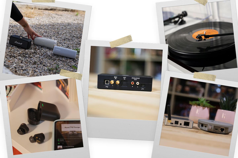 Ce que vous avez manqué sur nos réseaux : choisir son récepteur AirPlay, lecteurs Wattson Emerson, B&W PI5, enceintes d'extérieur Soundcast