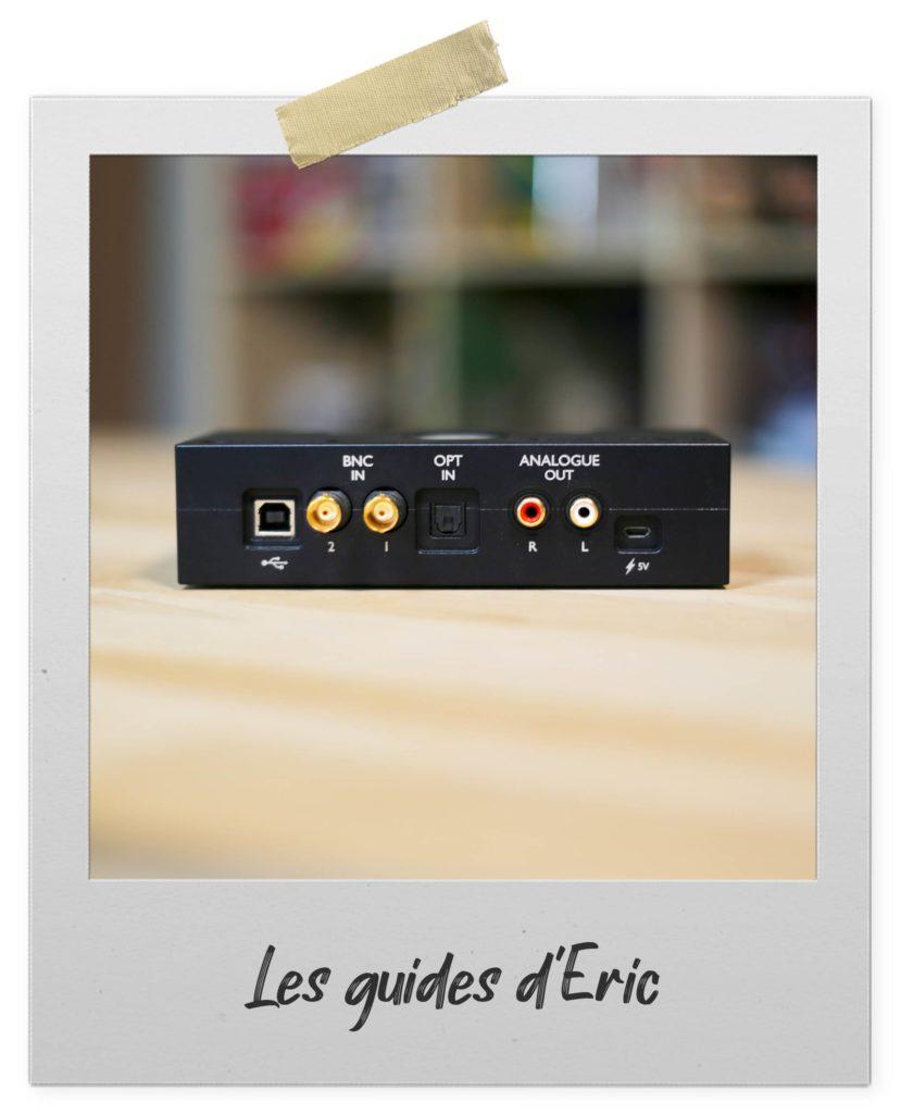 Comprendre les DAC audio USB, nomade pour ordinateur, smartphone et tablettes