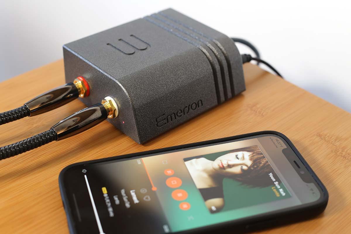 Le meilleur lecteur réseau audio avec DAC intégré sous la barre des 1 500 € pour l'écoute de Qobuz, Tidal, radio Internet réception AirPlay