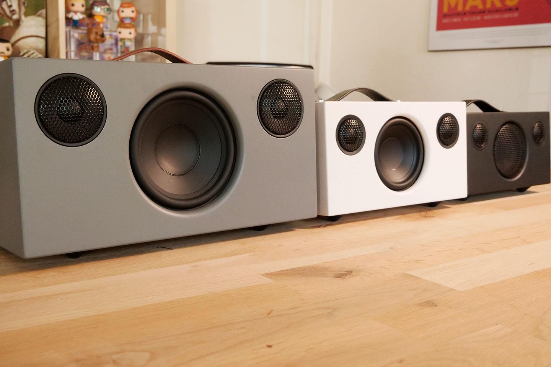 Une marque Suédoise d'excellence: Audio Pro Link, un lecteur réseau de qualité mais aussi une gamme d'enceintes connectées