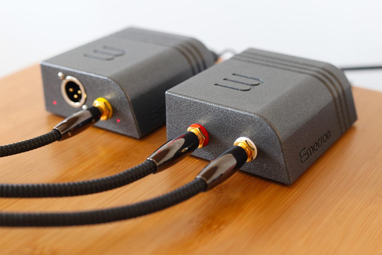 Wattson Audio : test du lecteur réseau audio Emerson ANALOG et Emerson DIGITAL